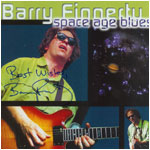 Space Age Blues - Barry Finnerty